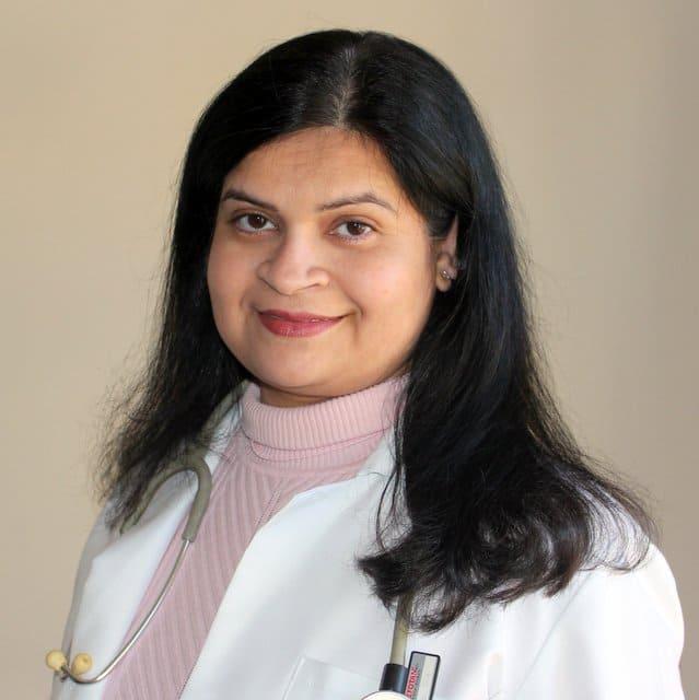 Dr Amita Ghia MD